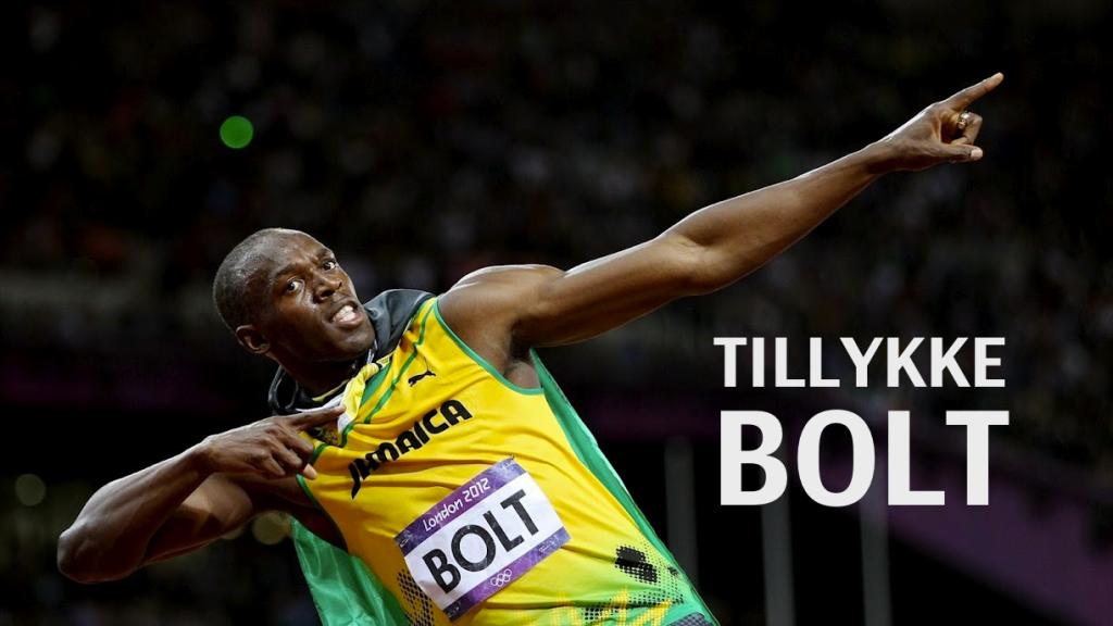 Usain Bolt - olympisk guldvinder